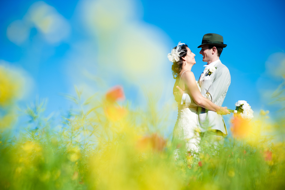 Clock Barn wedding photography
