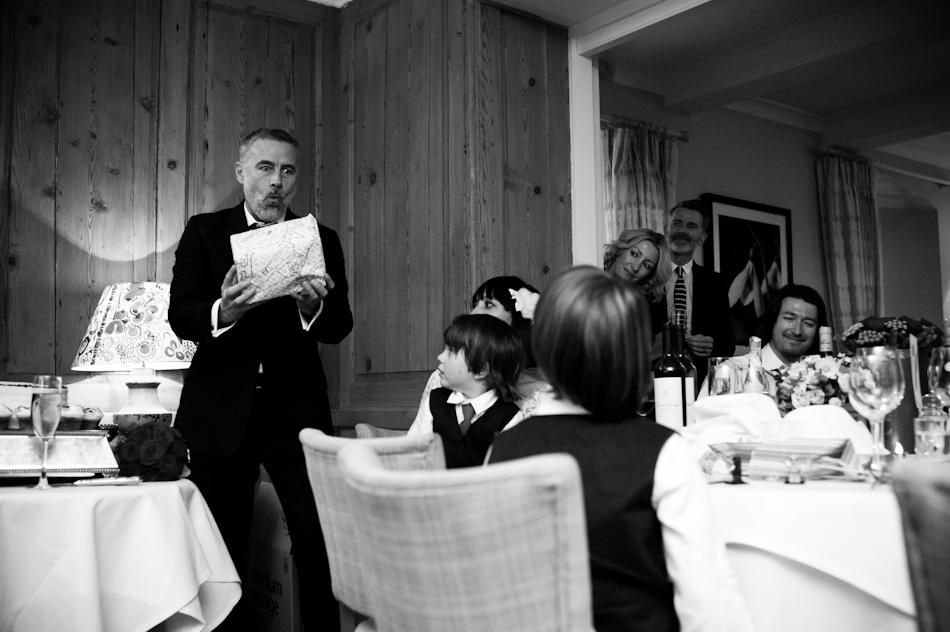 Rectory Hotel Crudwell Wedding