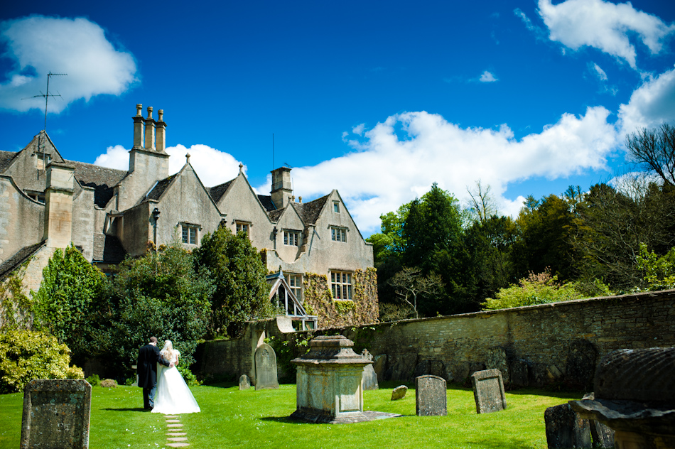 Bibury Court Wedding Photography