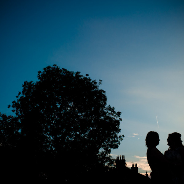 Civil Partnership wedding photography at The Rectory, Crudwell