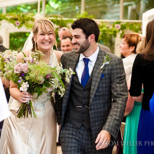 Rectory Crudwell Wedding Photographer - Ros & Rob