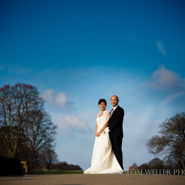 Blenheim Palace wedding photography - Hazel & Hai