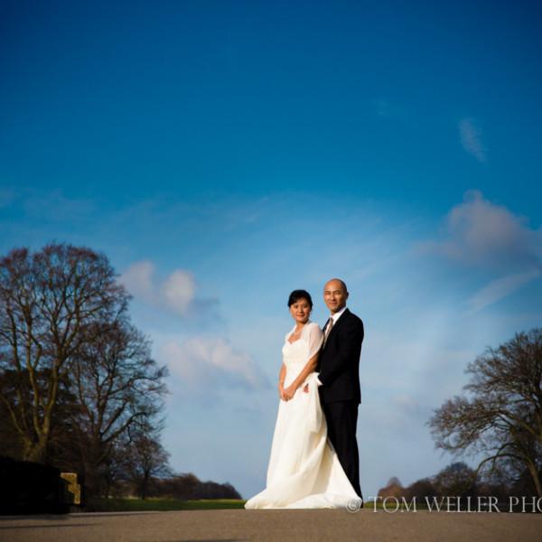 Blenheim Palace wedding photography - Hazel & Hai