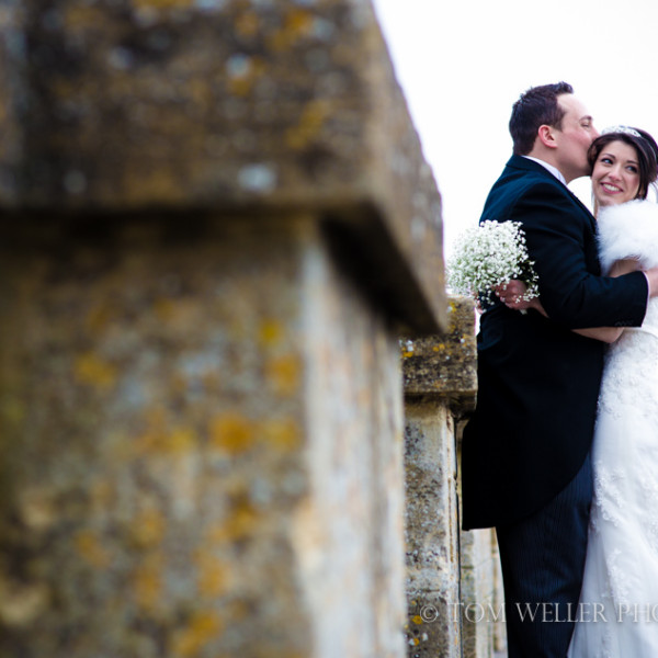 Blenheim Palace Wedding - Dan & Sarina