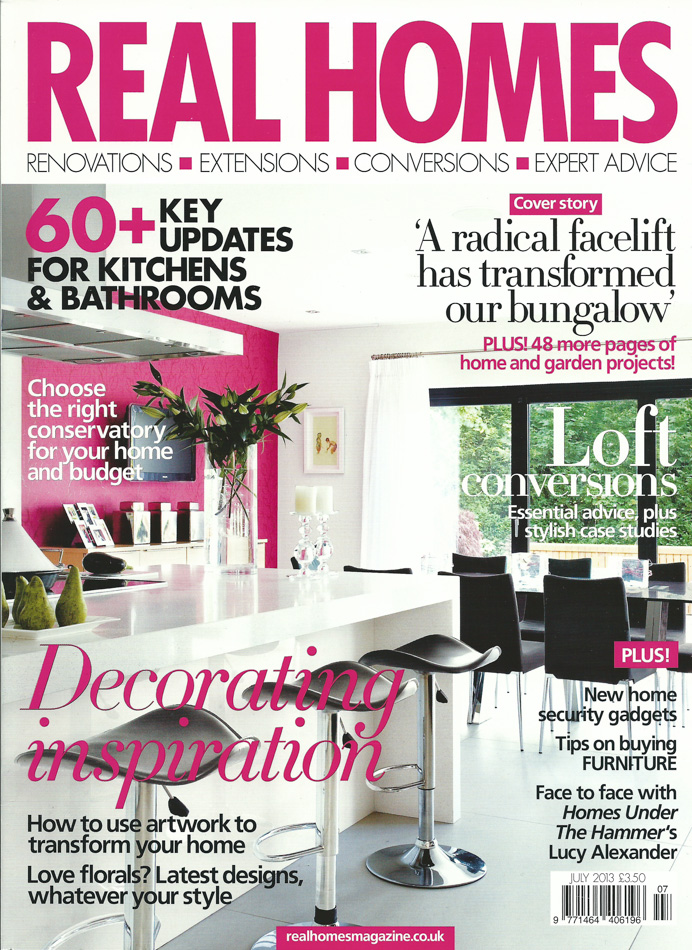 Real Homes Magazine Article Published Tom Weller