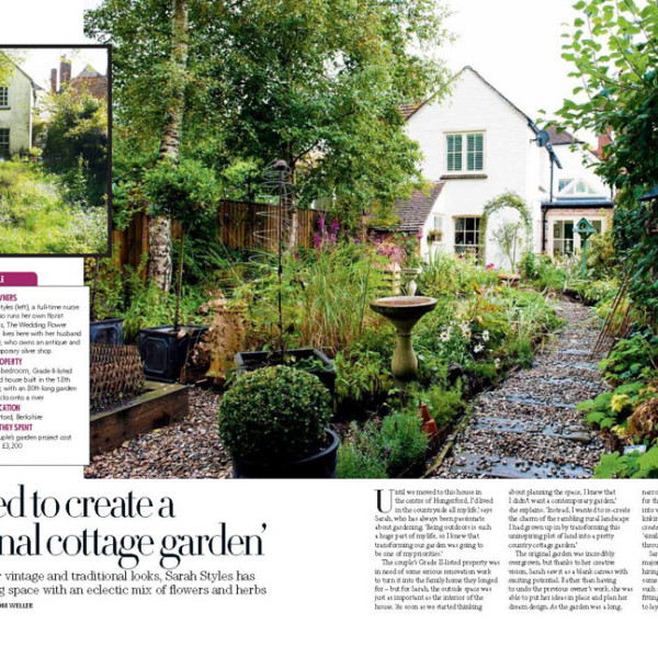 Real Homes Magazine article - Published