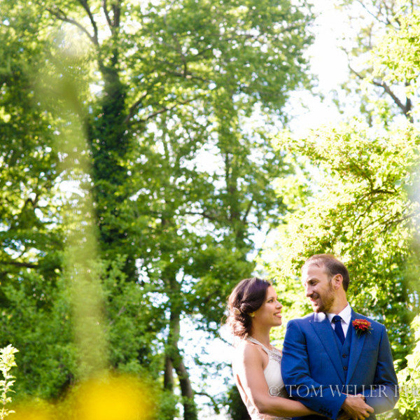 Cripps Barn Wedding Photography - Laura & Tim