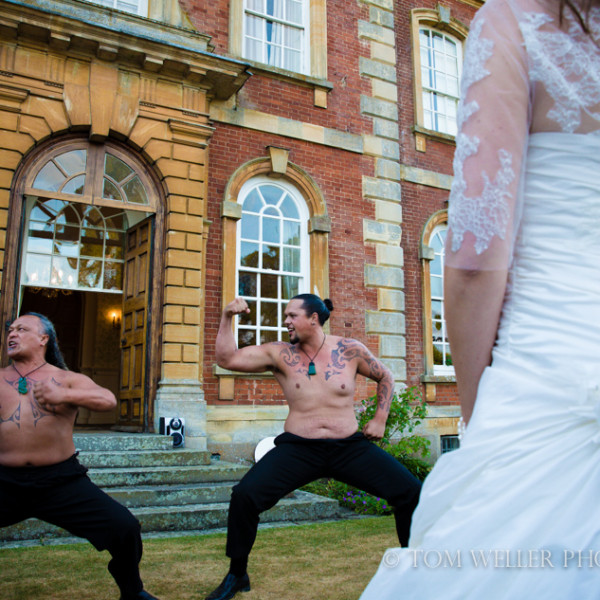 One from the weekend at Kingston Bagpuize House wedding