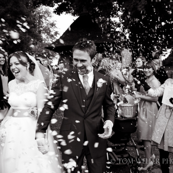 One from the weekend - Chloe & Paul - A Rectory Crudwell wedding