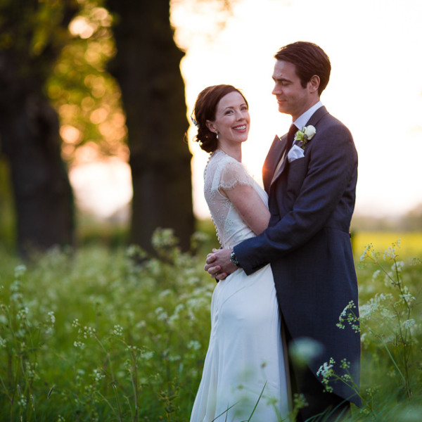 Wedding photography at Crow's Hall, Suffolk - Lucy & Mike's Preview