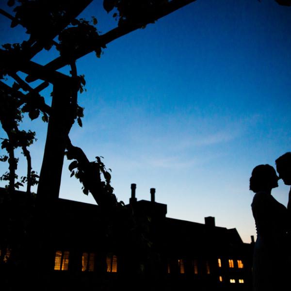 A Hatfield House wedding - Emily & Frazer's Preview