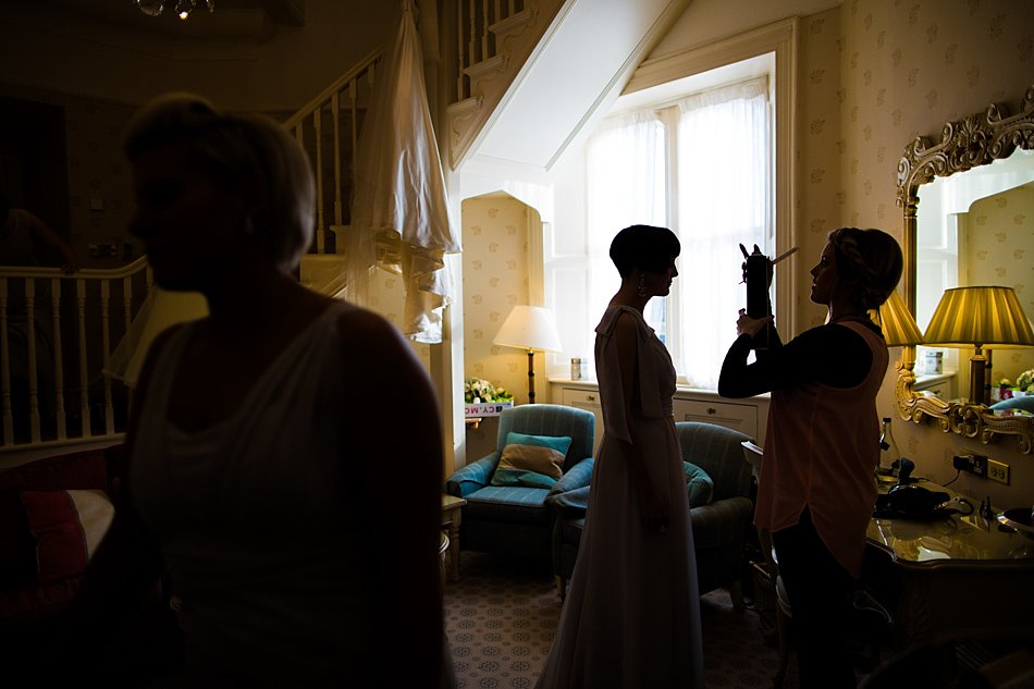 Dromoland castle wedding photographers