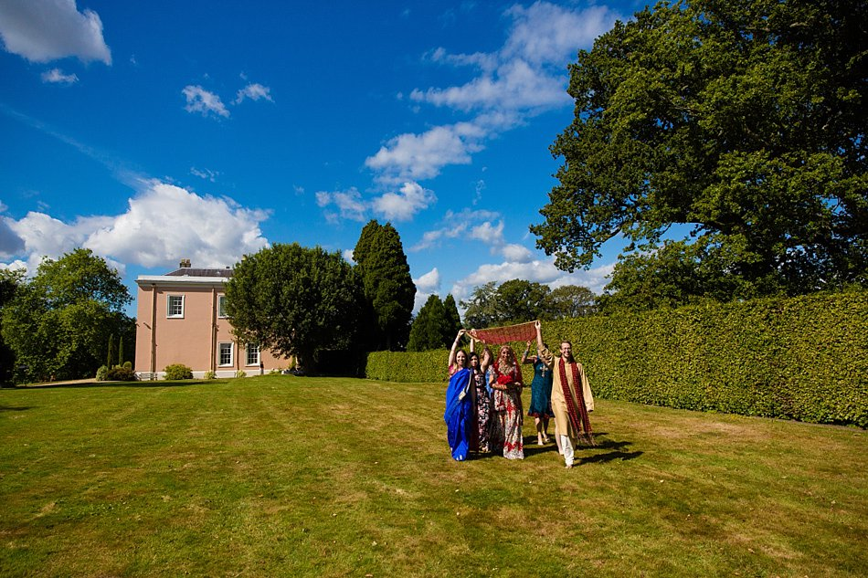 Bignor Park wedding photographers