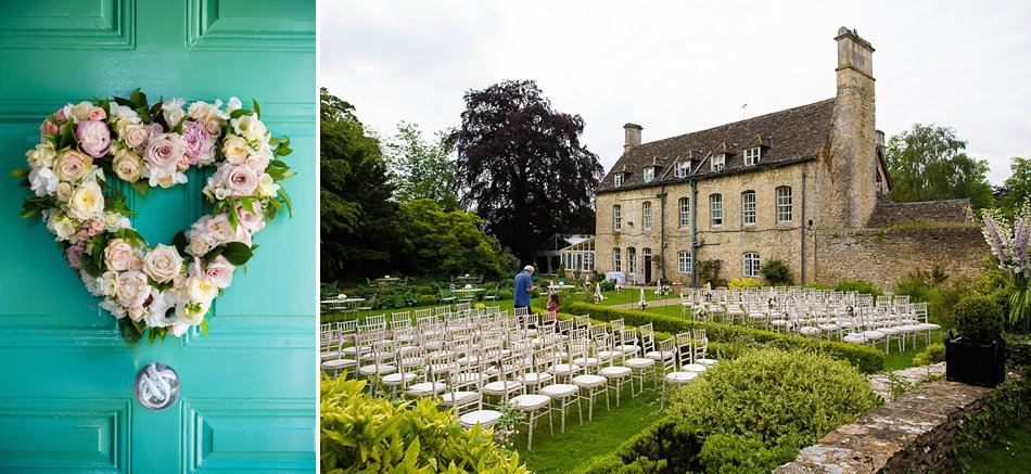 Weddings at The Rectory, Crudwell
