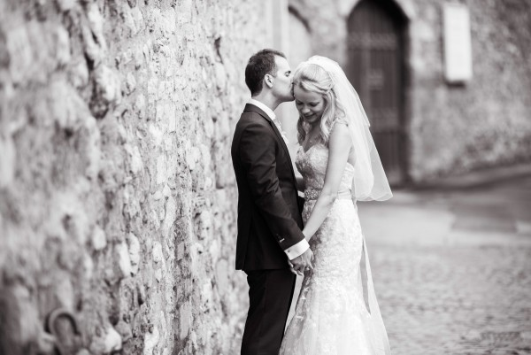 Oxford Town Hall wedding - Hannah & Oli