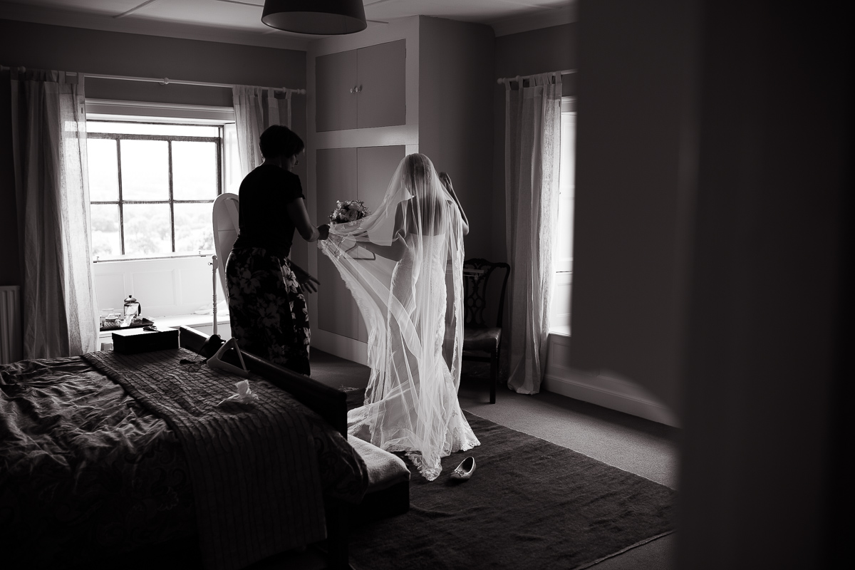 St Clere wedding