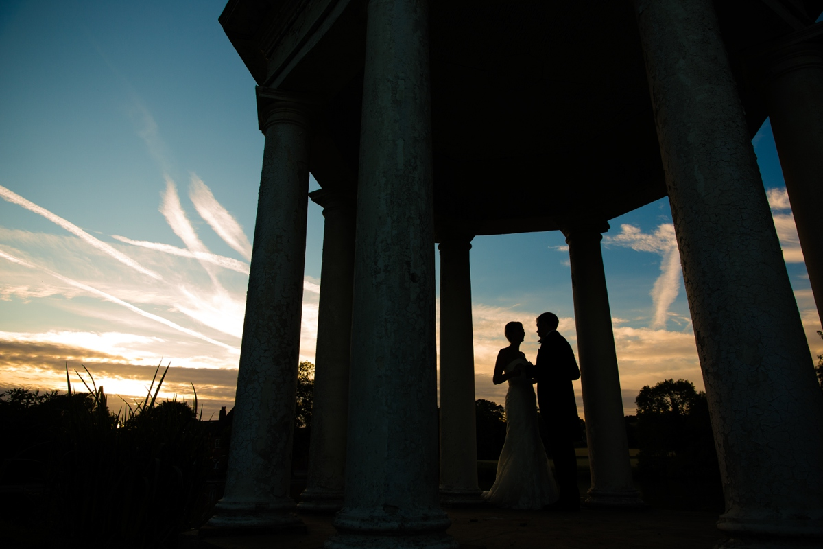St Clere's wedding photography