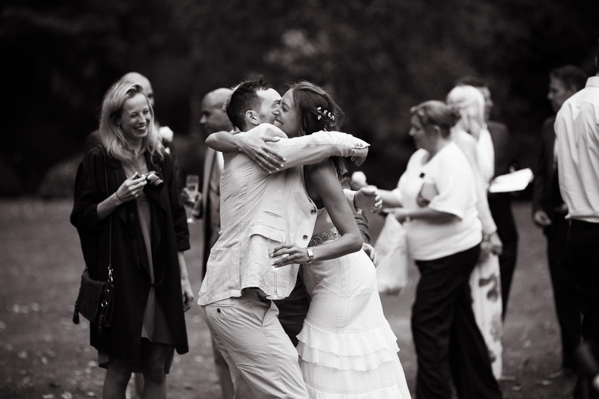 Regent's Park wedding