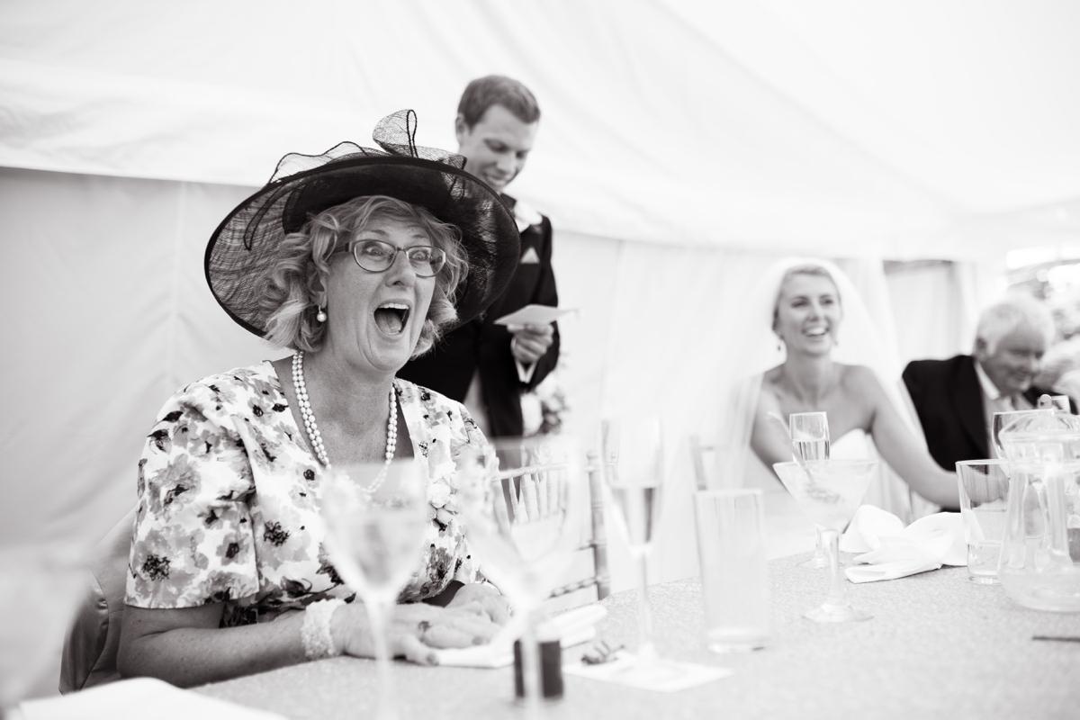 St Clere's wedding photographer