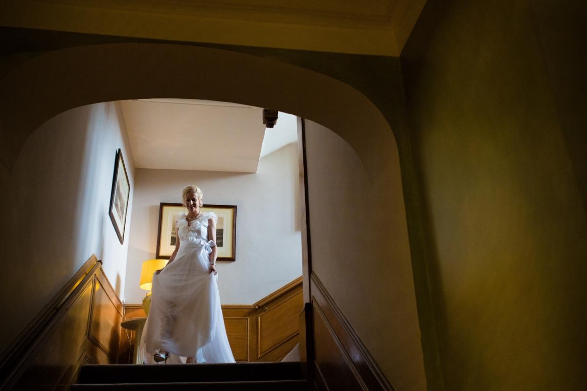 Bibury Court wedding photographer