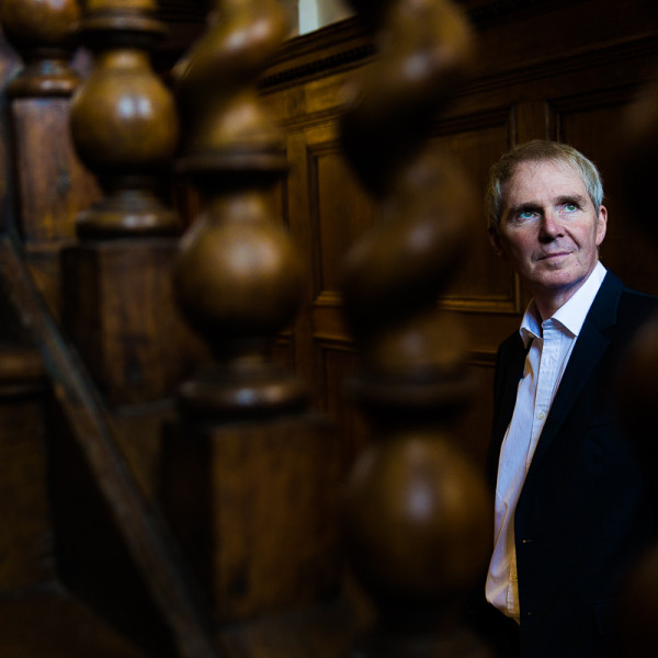 Oxford headshot photographer - Professor Sir Nigel Shadbolt