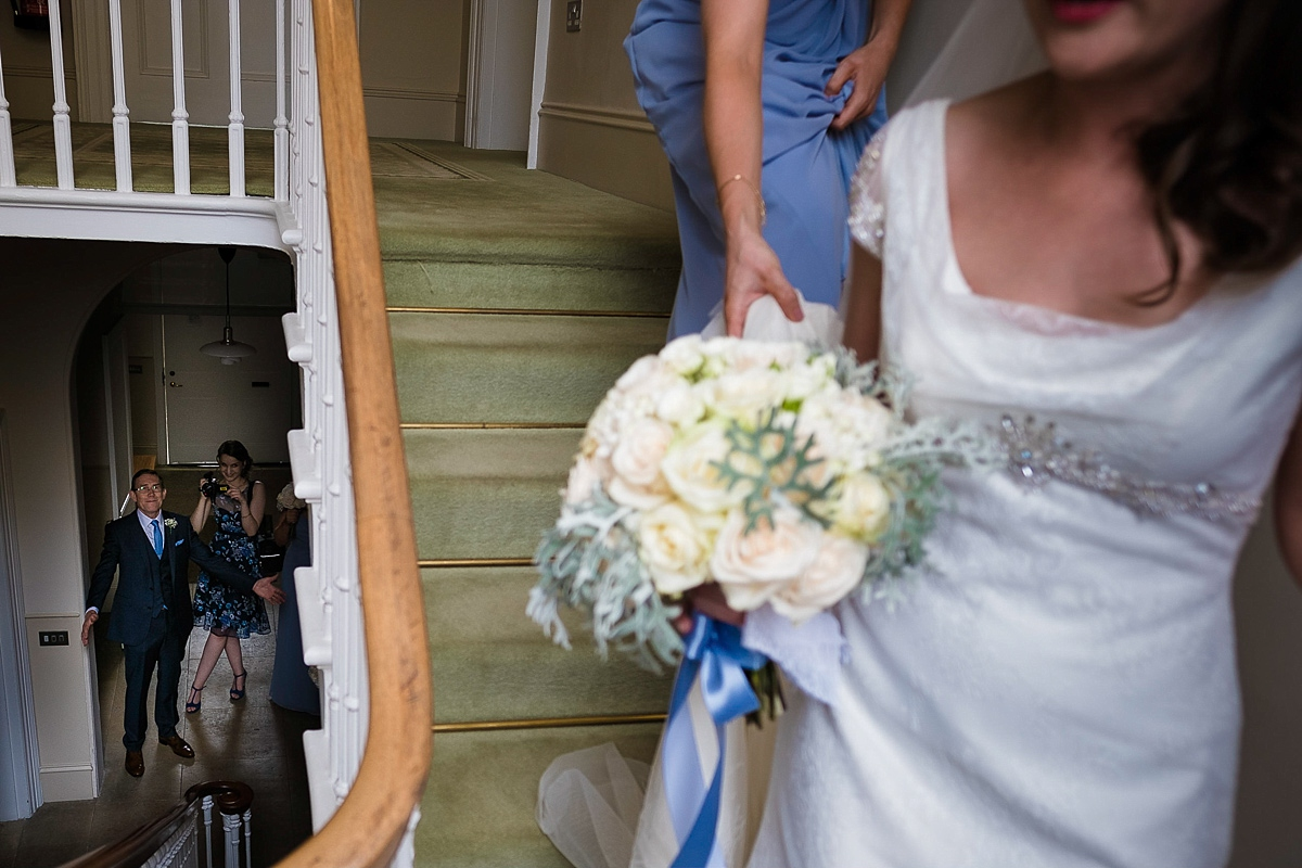 St John's College Oxford wedding