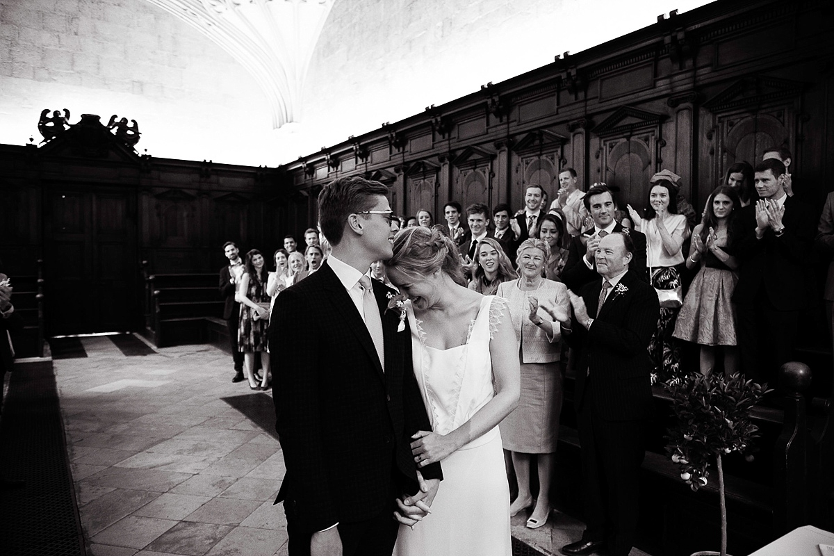 Bodleian College wedding