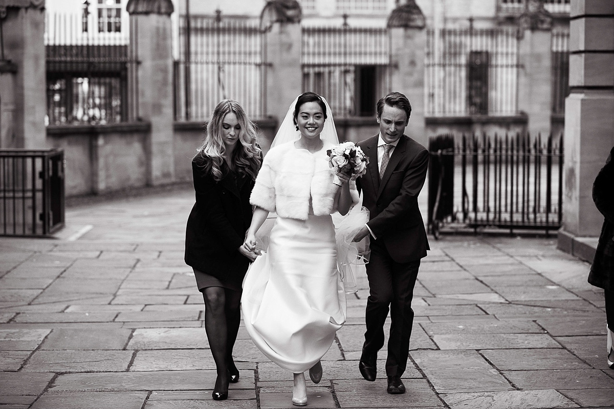 Bodleian Library Oxford wedding