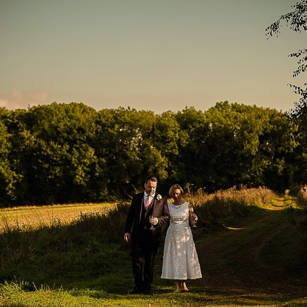 Lapstone Barn wedding - Ben & Jessie