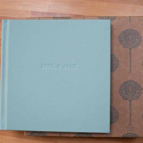 Folio Album Cover Options