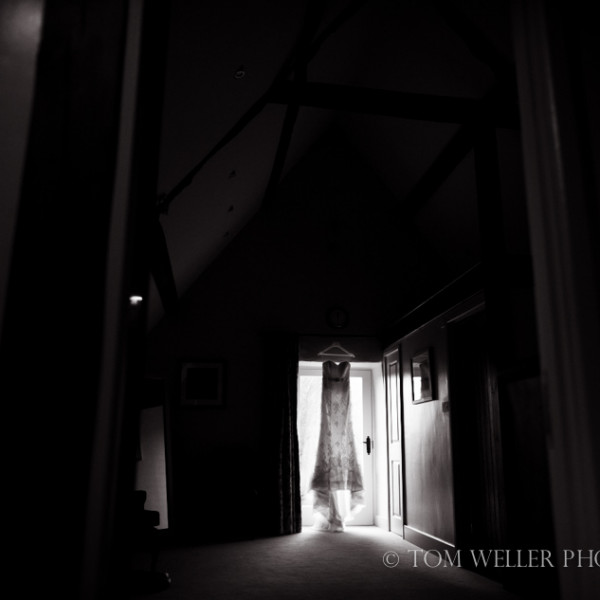 A wedding at Caswell House - Laura & Tom