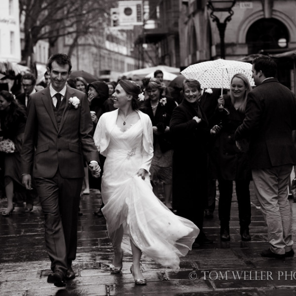 Goldbrick House, Bristol Wedding - Julia & Tom