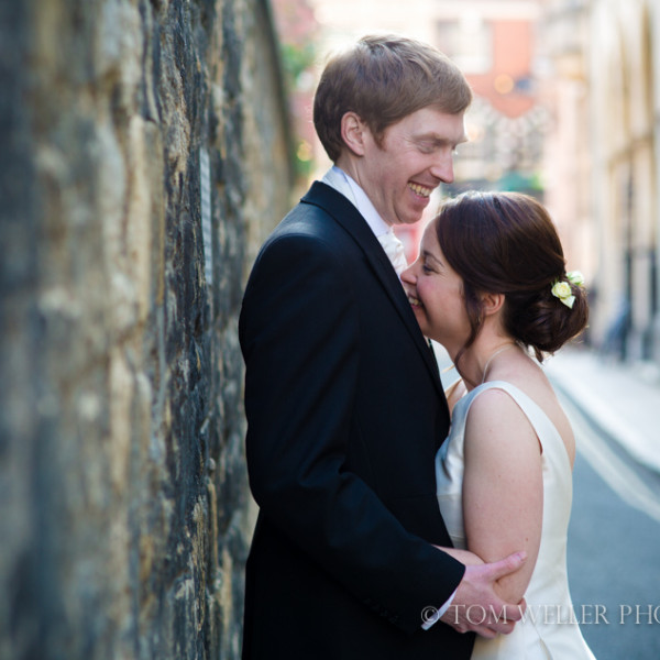 Just one - Oxford Town Hall wedding - Catherine & Alex
