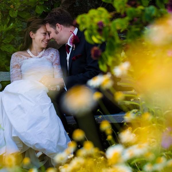 Kingston Bagpuize House wedding - Nienke & Jordan