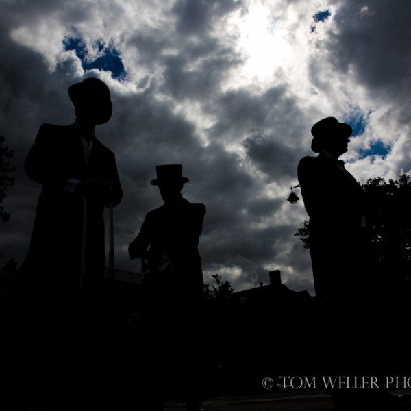 A Kirtlington Park wedding - Tim & Kay preview