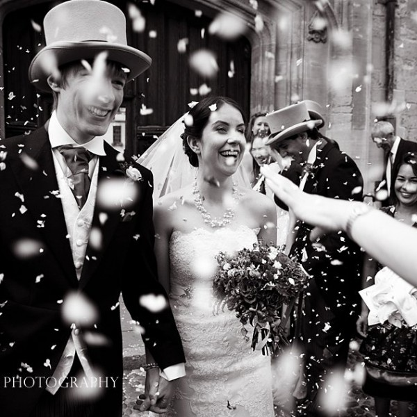 Brasenose College Wedding - Tim & Kay