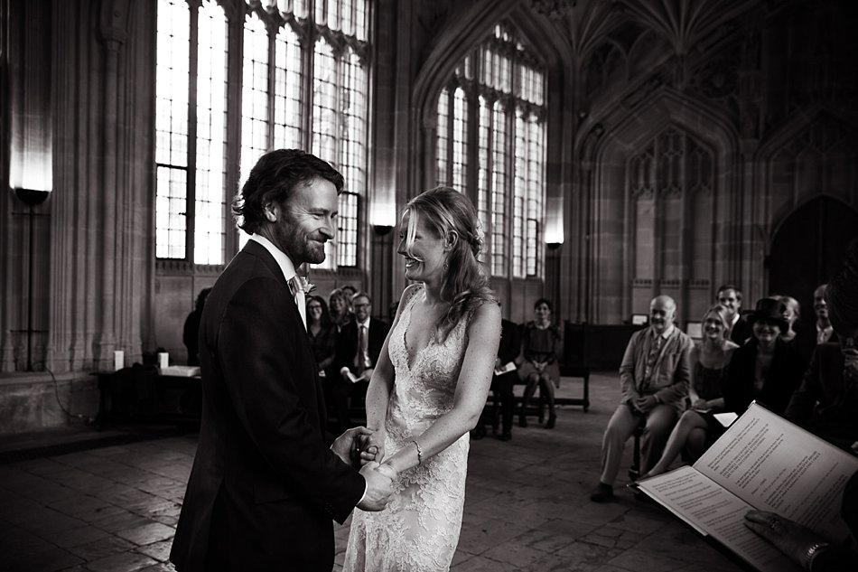 A Bodleian Library Oxford wedding