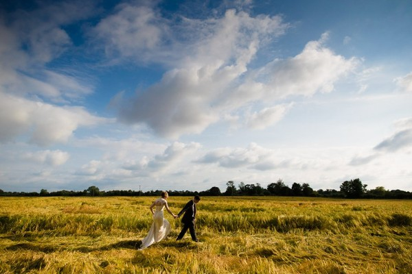 Rectory Crudwell Wedding Photographers - Laura & Liam's Preview