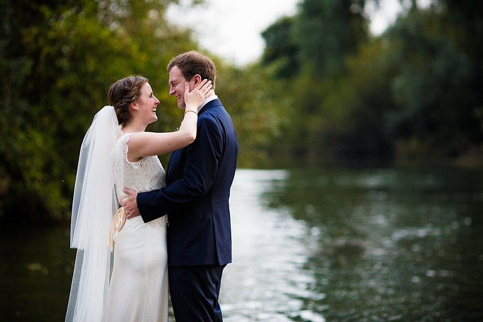 Queen's Eyot wedding photographers