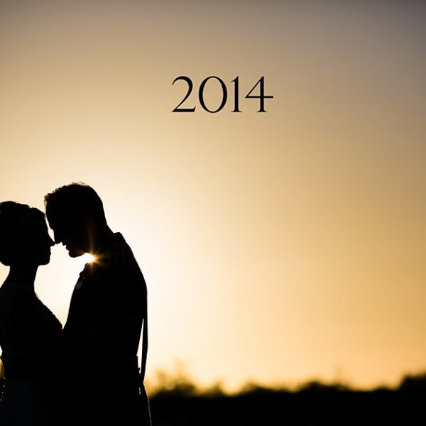 Wedding Photography - A review of 2014