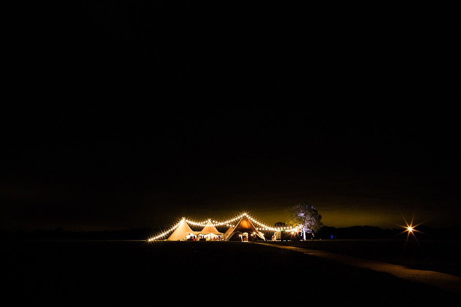 Tipi wedding photos