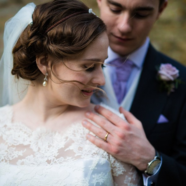 A wedding at Caswell House - Emily & Stefan's Preview
