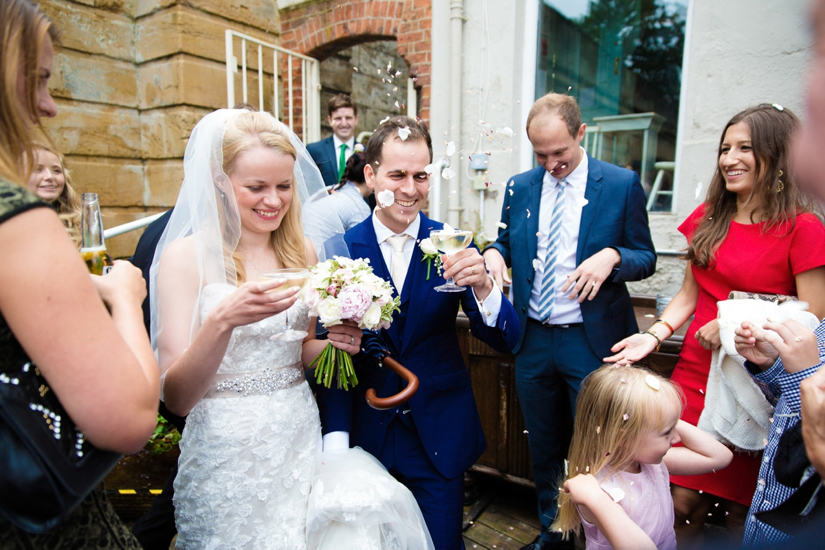 Wedding at The Folly Oxford