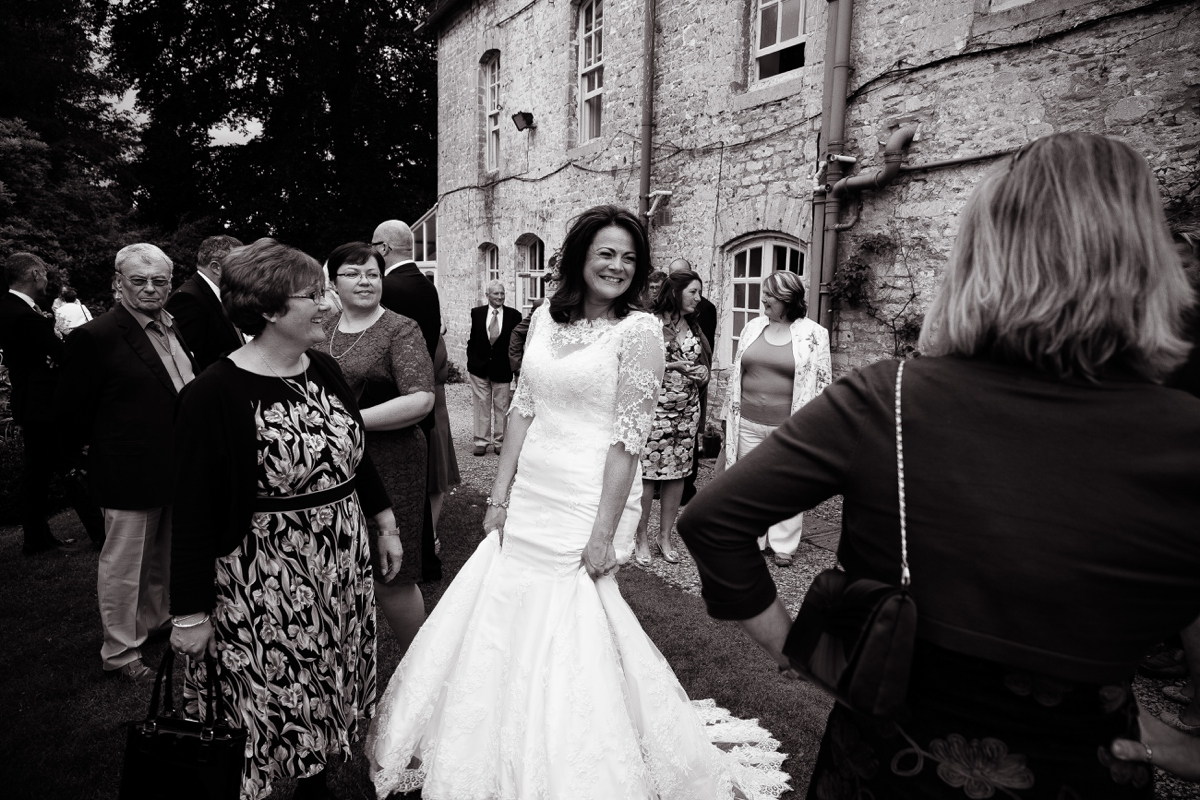 Rectory Crudwell wedding photographer