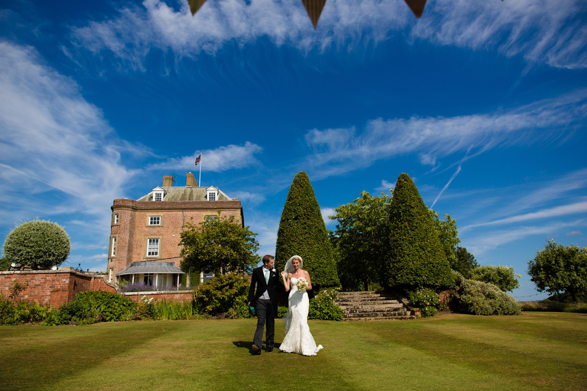 St Clere's wedding photographer