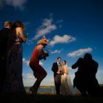 restronguet barton farm wedding