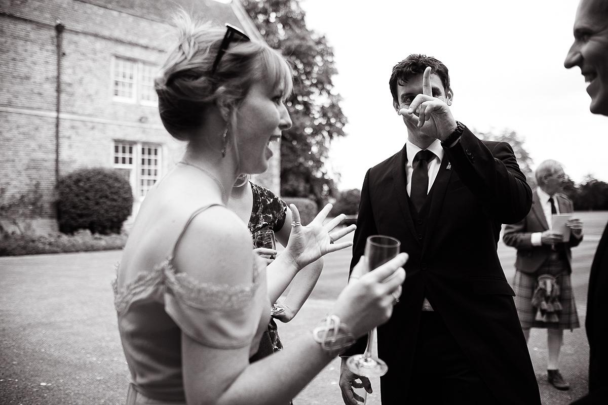 Buckinghamshire wedding photographers