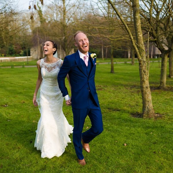 Tythe Barn Launton wedding - Rachael & Olly