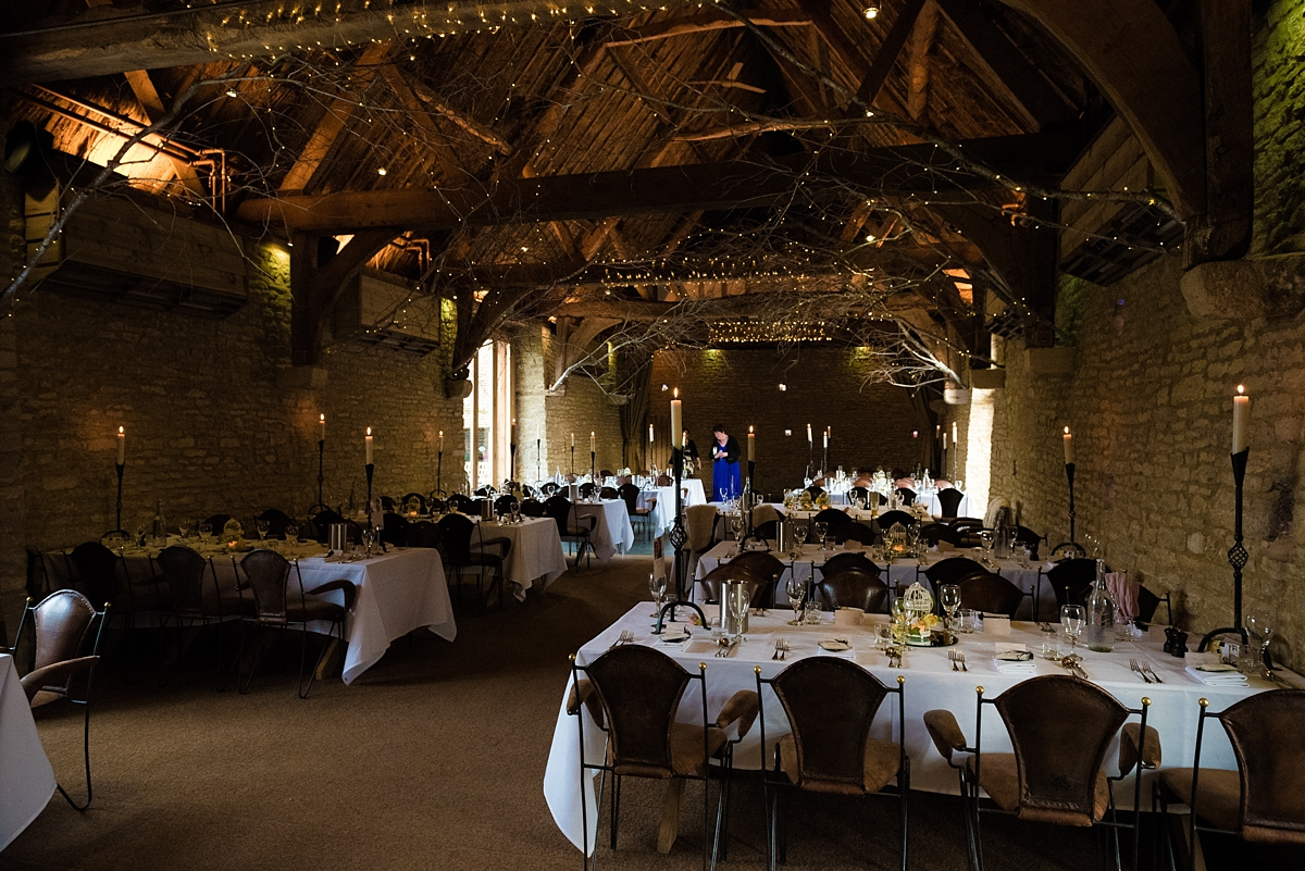 Tythe Barn Launton wedding