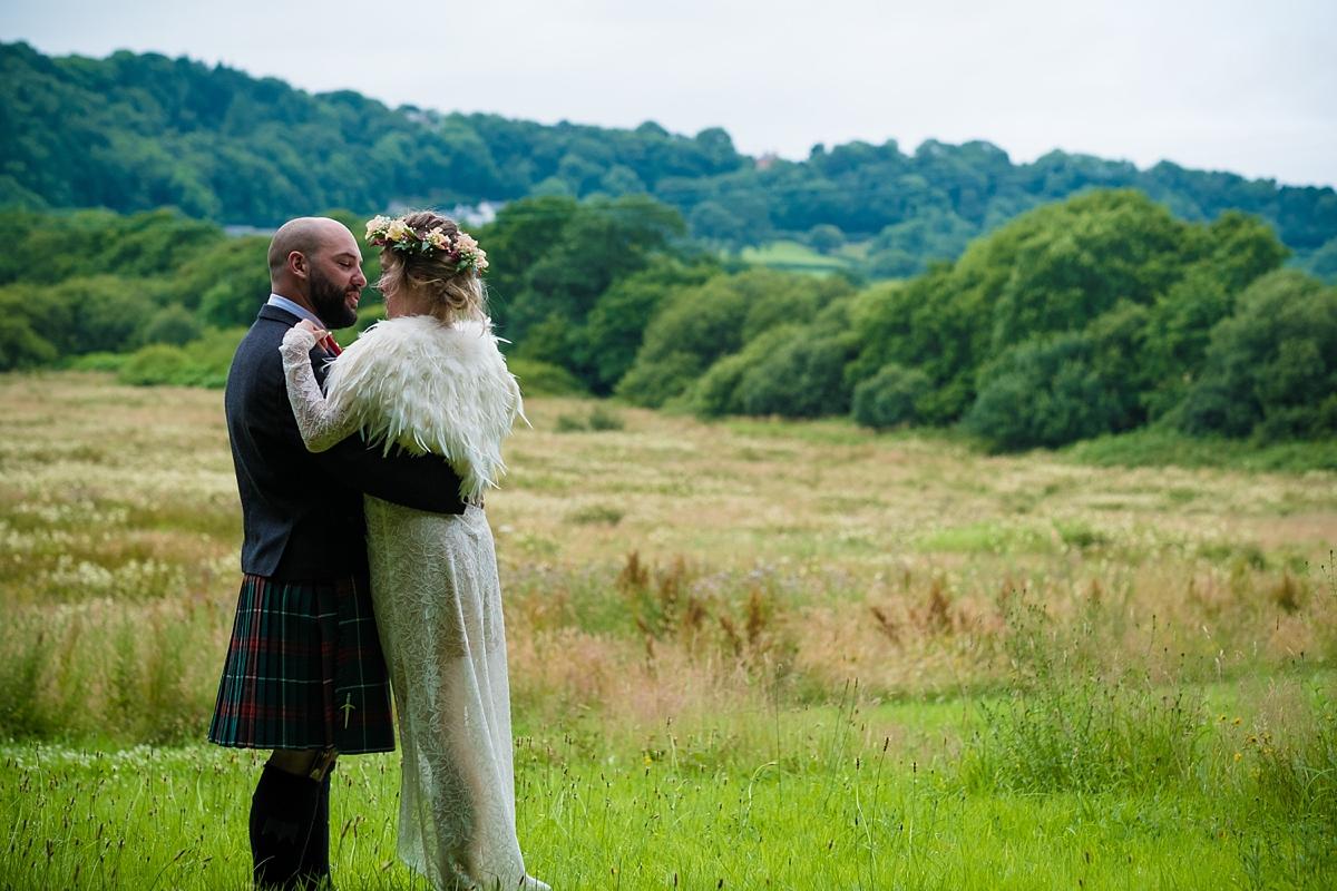 Fforest wedding